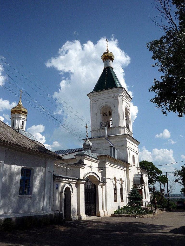 Спасский храм Воронеж